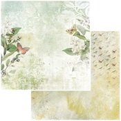 Countryside Paper - Vintage Artistry Naturalist - 49 And Market