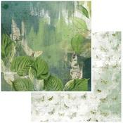 Rainforest Paper - Vintage Artistry Naturalist - 49 And Market