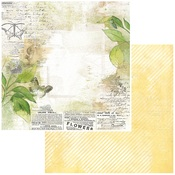 Classified Paper - Vintage Artistry Naturalist - 49 And Market