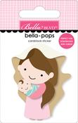 Mary Bella-pops - Let Us Adore Him - Bella Blvd
