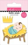 Baby Jesus Bella-pops - Let Us Adore Him - Bella Blvd - PRE ORDER