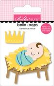 Baby Jesus Bella-pops - Let Us Adore Him - Bella Blvd