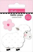 Lamb Bella-pops - Let Us Adore Him - Bella Blvd