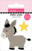 Donkey Bella-pops - Let Us Adore Him - Bella Blvd