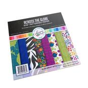 Across the Globe Patterned Paper - Catherine Pooler