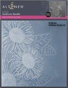 Sunflower Bundle 3D Embossing Folder - Altenew