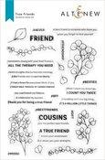 True Friends Stamp Set - Altenew
