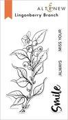 Lingonberry Branch Stamp Set - Altenew