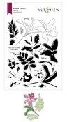 Build-A-Flower: Laelia Layering Stamp & Die Set - Altenew