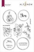Floral Halos Stamp Set - Altenew