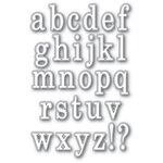 Bennet Alphabet Dies - Memory Box - PRE ORDER