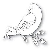 Serene Bird & Branch Die - Memory Box - PRE ORDER