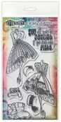 Night At The Opera Duo Couture Stamp Set - Dylusions - Ranger