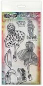 Walk In The Park Duo Couture Stamp Set - Dylusions - Ranger