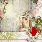 Home for Christmas Paper - Yuletide - Blue Fern Studios - PRE ORDER