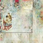 Winter Wonderland Paper - Yuletide - Blue Fern Studios