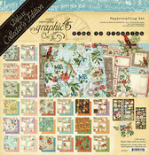 Time to Flourish Deluxe Collector's Edition - Graphic 45 - PRE ORDER