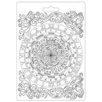 Astrology A5 Soft Mould - Stamperia - PRE ORDER