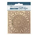 Astrology Decorative Chips - Alchemy - Stamperia - PRE ORDER