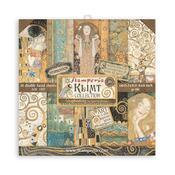 Klimt 6x6 Paper Pad - Stamperia - PRE ORDER