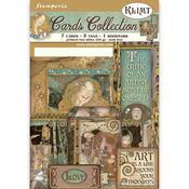 Klimt Cards Collection - Stamperia - PRE ORDER