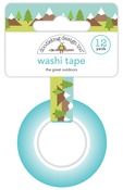 The Great Outdoors Washi Tape - Doodlebug - PRE ORDER