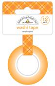 Campfire Plaid Washi Tape - Doodlebug - PRE ORDER