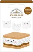 S'more Fun Shaker-Pop - Doodlebug - PRE ORDER