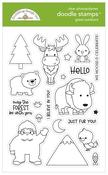 Great Outdoors Doodlestamps - Doodlebug - PRE ORDER