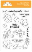 It's Fall Y'all Doodlestamps - Doodlebug - PRE ORDER
