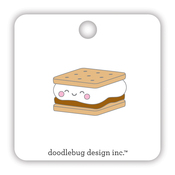 S'more Fun Collectible Pins - Doodlebug - PRE ORDER
