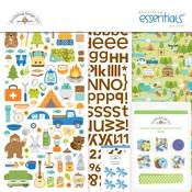 Great Outdoors Essentials Kit - Doodlebug - PRE ORDER