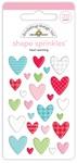 Heart Warming Shape Sprinkles - Doodlebug - PRE ORDER