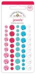 Christmas Assortment Jewels - Doodlebug - PRE ORDER