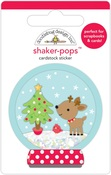 Snow Wonder Shaker-Pop - Doodlebug - PRE ORDER