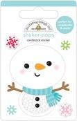Snow Cute Shaker-Pop - Doodlebug - PRE ORDER