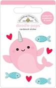 Whale Hello Doodlepops - Doodlebug - PRE ORDER