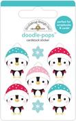 Playful Penguins Doodlepops - Doodlebug - PRE ORDER