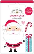Hello Santa Doodlepops - Doodlebug - PRE ORDER