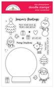 Winter Wonderland Doodlestamp - Doodlebug - PRE ORDER