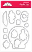 Winter Wonderland Doodlecuts - Doodlebug - PRE ORDER