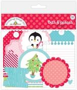 Let It Snow Bits & Pieces - Doodlebug - PRE ORDER