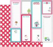 Sweet Santa Paper - Let It Snow - Doodlebug - PRE ORDER