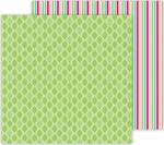 Oh Christmas Tree Paper - Let It Snow - Doodlebug - PRE ORDER