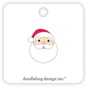 Ho Ho Ho Collectible Pin - Doodlebug - PRE ORDER