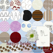 Happy Bride Papers