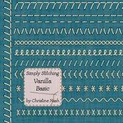 Simply Stitching Vanilla Basic