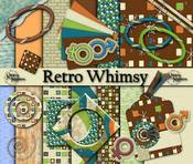 Retro Whimsy Scrapkit