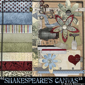 Shakespeare?s Canvas