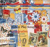 Kids @ Play Scrap Kit